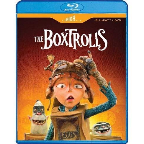 Boxtrolls (LAIKA Studios Edition)(Blu-ray) - image 1 of 1