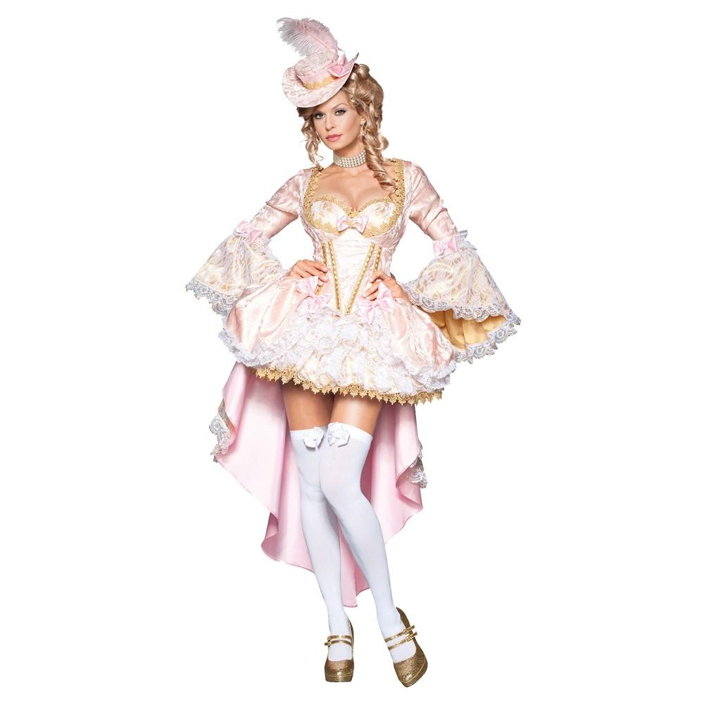 Image of Halloween Women's Vixen Of Versailles Costume - Medium, MultiColored