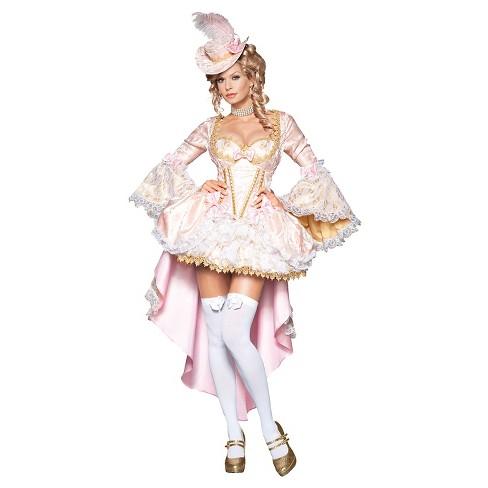 Women's Vixen Of Versailles Costume - Medium - image 1 of 2