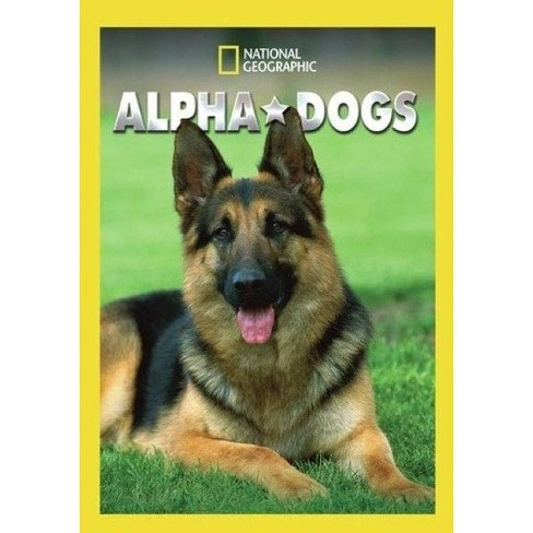 National Geographic: Alpha Dogs (DVD) - image 1 of 1