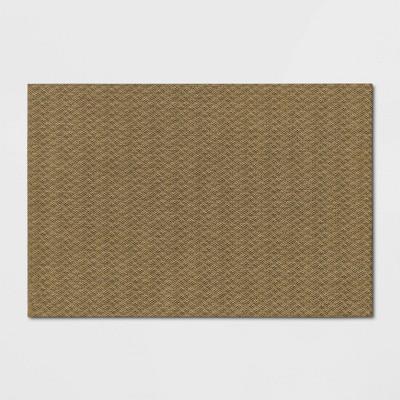 2'X3' Milan Textile Utility Mat Tan - Made By Design™
