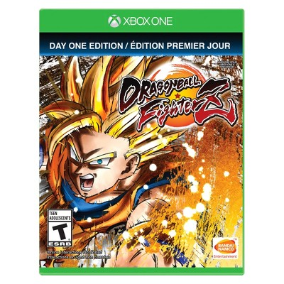 Dragon Ball Fighter Z Xbox One Target