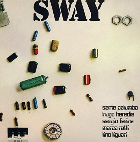 Sante orche palumbo - Sway (CD) - image 1 of 1