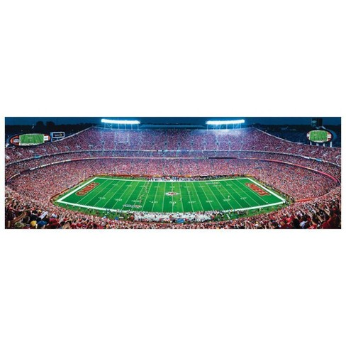 NFL Kansas City Chiefs Jigsaw 1000pc Puzzle - image 1 of 2