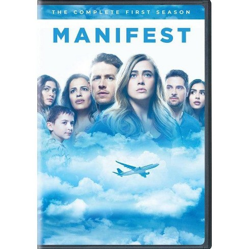 Manifest:Complete First Season (DVD) - image 1 of 1