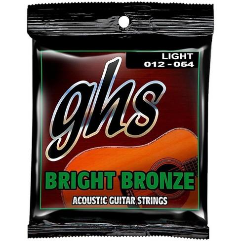 GHS BB30L 80/20 Bronze Light Acoustic Guitar Strings - image 1 of 1