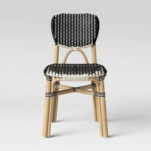 Canton Rattan and Woven Dining Chair - Threshold™ - image 1 of 4