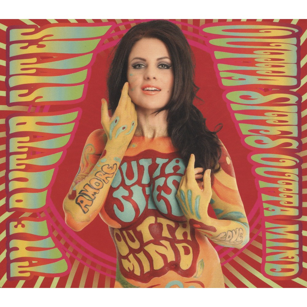 Outta Sites - Outta Sites Outta Mind (CD)