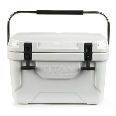 Arctic Zone Titan 20qt Roto Cooler - White