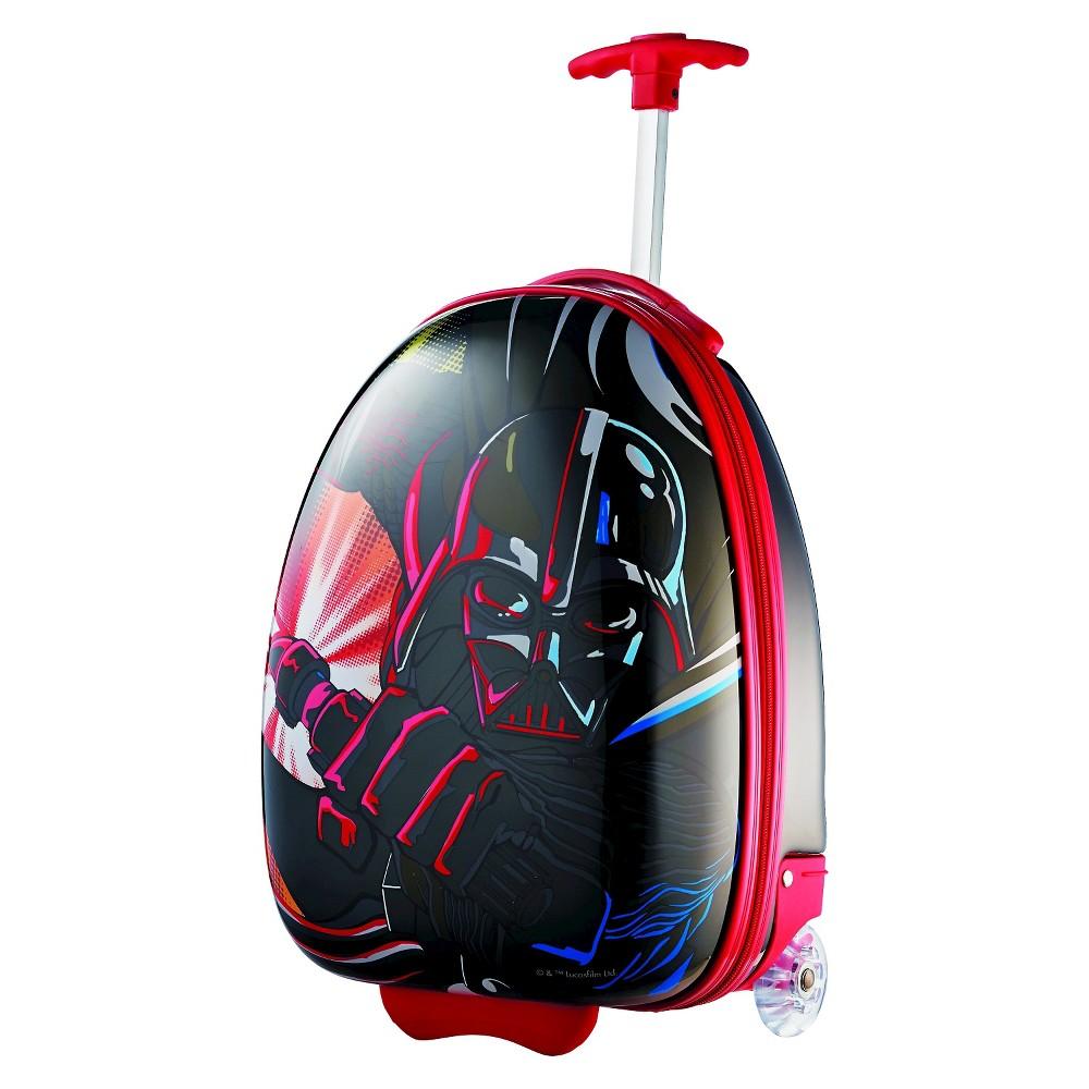 American Tourister Star Wars Darth Vader 18 Carry On Hardside Suitcase, Black