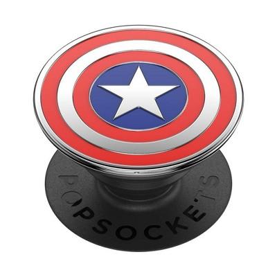 PopSockets PopGrip - Captain America Enamel