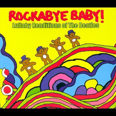 Rockabye baby! - Rockabye baby:Beatles lullaby renditi (CD)