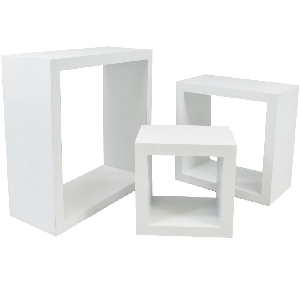 Sorbus Shelving and Bookcases, White