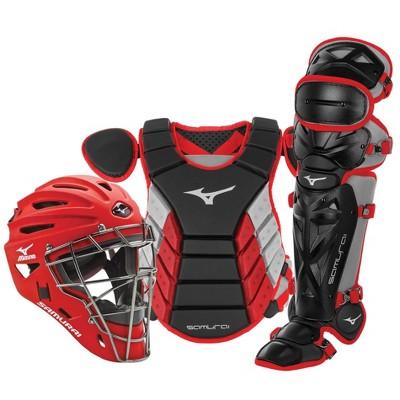 "Mizuno Samurai Adult 16"" Baseball Boxed Catcher's Gear Set"