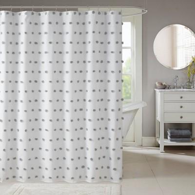 Ashley Shower Curtain Gray