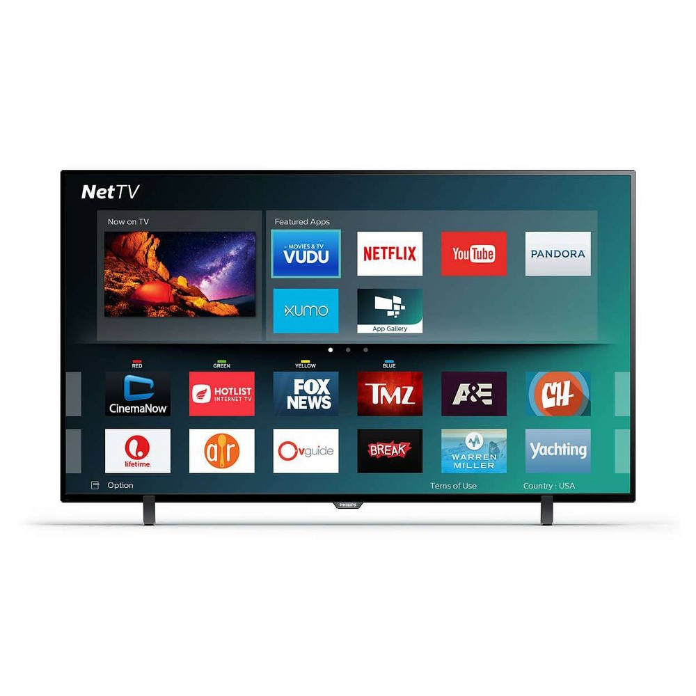 Philips 55  4K Ultra HDTV (55PFL5602) Philips 55  4K Ultra HDTV (55PFL5602) Gender: unisex.