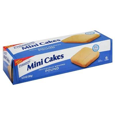 Baked Goods & Desserts: Entenmann's Mini Cakes