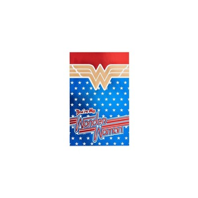 "Mother's Day Card ""Funny Wonder Woman"""