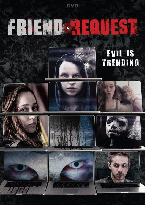 Friend Request (DVD) - image 1 of 1