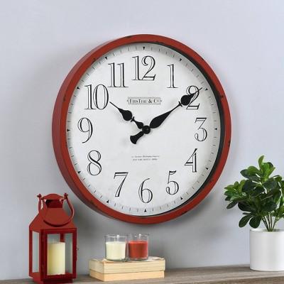 Bellamy Clock - FirsTime