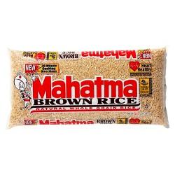 Mahatma Brown Rice - Natural Whole Grain Rice - 32oz