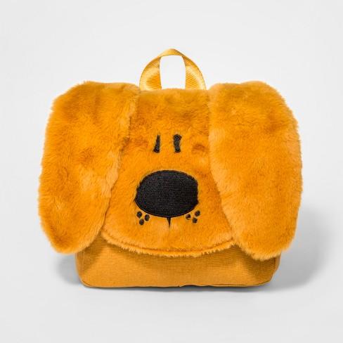 bd11580a884 Toddler Girls  Puppy Backpack Handbag - Cat   Jack™ Yellow   Target