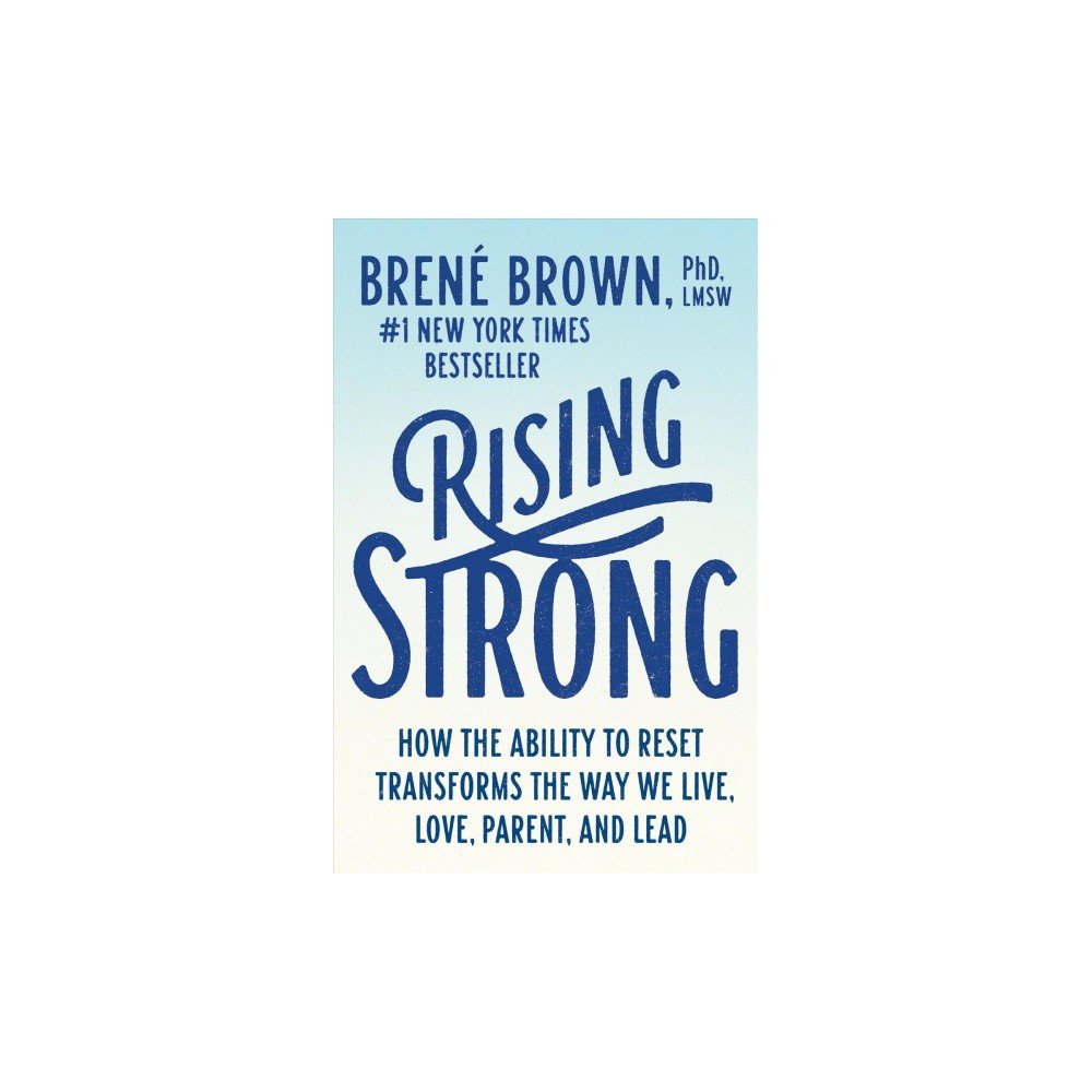 Rising Strong (Reprint) (Paperback) (Brene Brown)