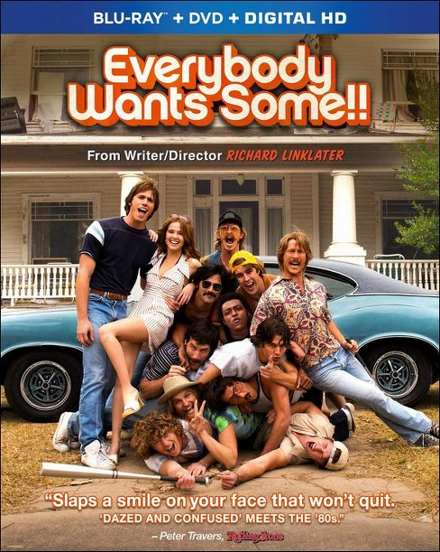 Everybody Wants Some!! (Blu-ray) (2 Discs) - image 1 of 1
