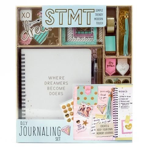 DIY Journaling Set - STMT - image 1 of 4