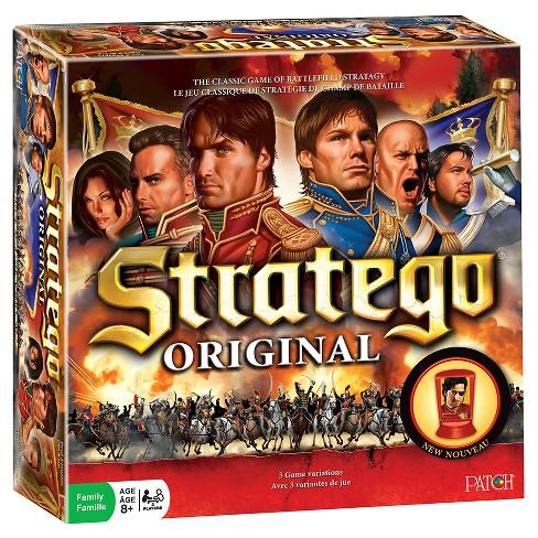 stratego original game target