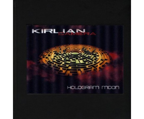Kirlian Camera - Hologram Moon (CD) - image 1 of 1