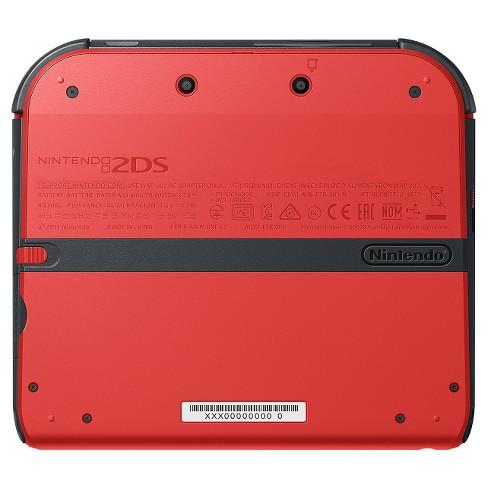 nintendo 2ds bundle with mario kart 7 target