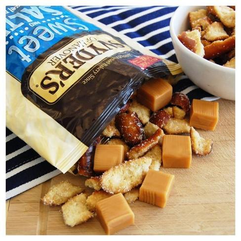 Snyder's of Hanover Sweet & Salty Salted Caramel Pretzel Pieces - 10oz
