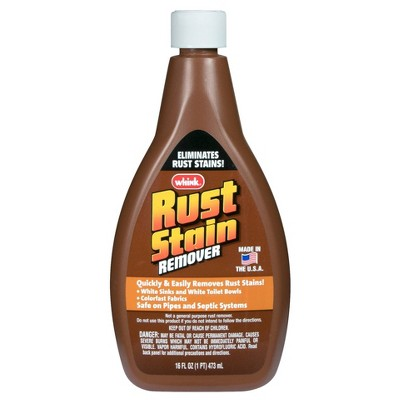 Whink Rust Stain Remover - 16 fl oz
