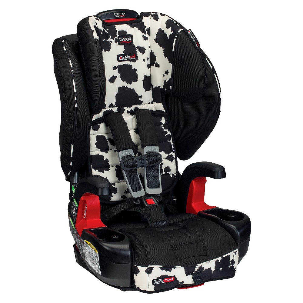 Image of Britax Frontier ClickTight Harness Booster - Cowmooflage