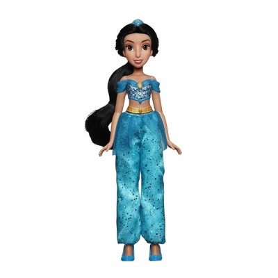 Disney Princess Royal Shimmer - Jasmine Doll