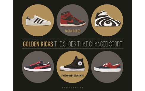 Golden Kicks : The Shoes That Changed Sport -  by Jason Coles (Hardcover) - image 1 of 1