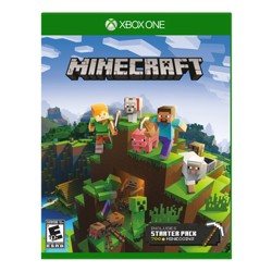 Minecraft Starter Pack - Xbox One
