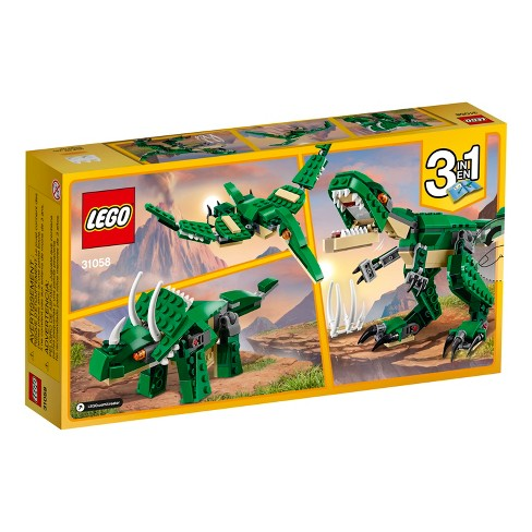 Lego Creator Mighty Dinosaurs 31058 Target