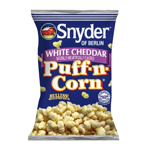 Snyder of Berlin Cheese Puffed Corn 2.25 oz - image 1 of 1