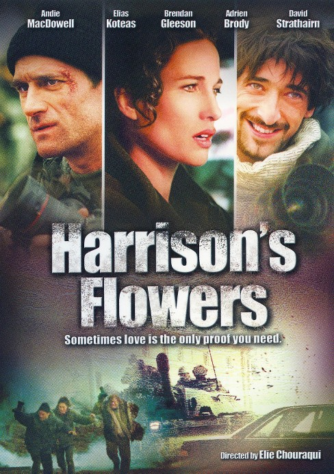 Harrisons flowers (DVD) - image 1 of 1