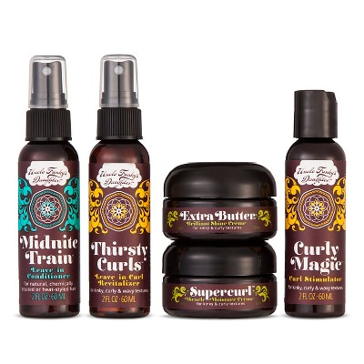 Uncle Funky's Daughter Ultimate Travel Kit - 5pc