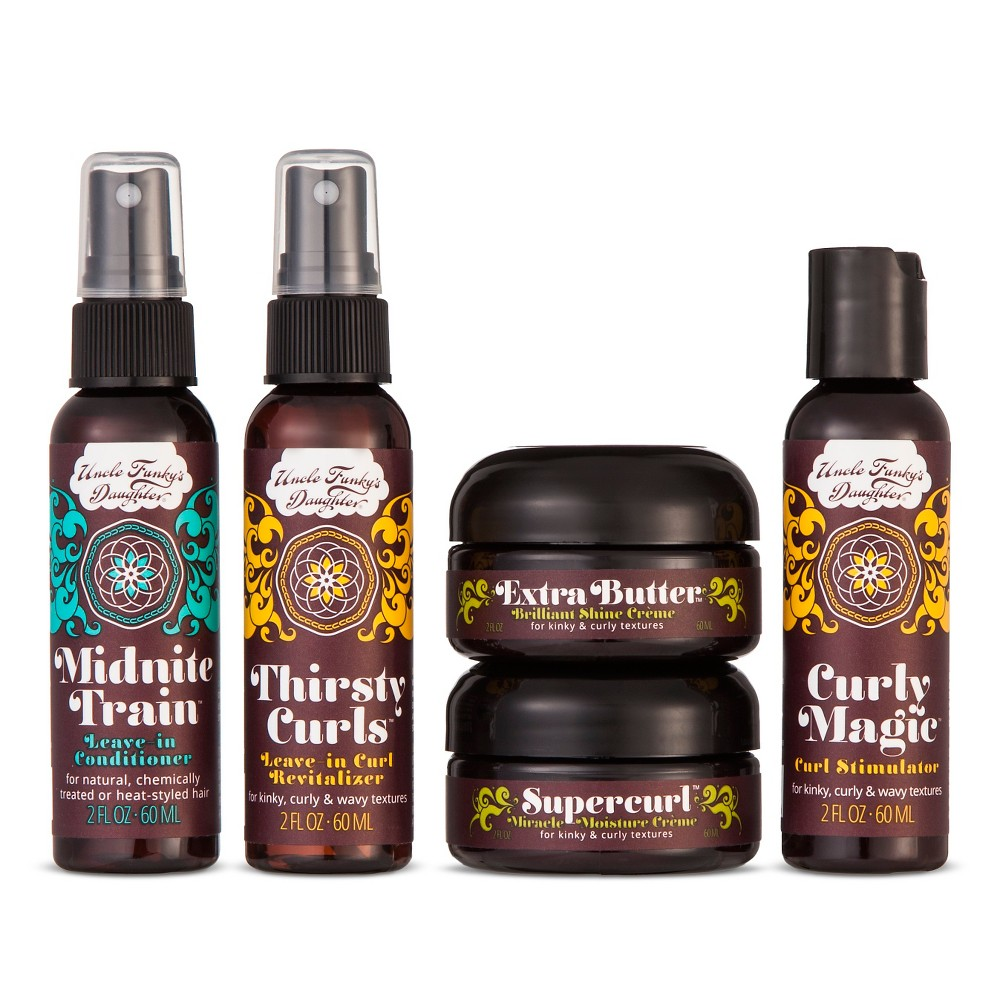 Image of Uncle Funky's Daughter Ultimate Travel Kit - 5pc
