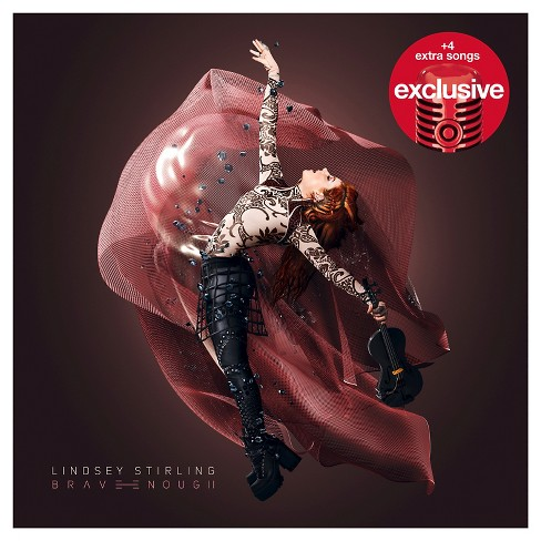 Lindsey Stirling - Brave Enough (Target Exclusive) - image 1 of 1