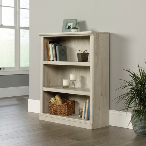 69764 Sauder Decorative Bookshelf Chalked Chestnut Target