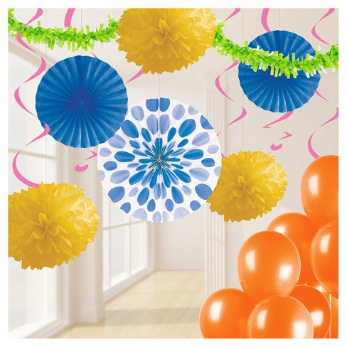 Bright Party Decorations Kit - image 1 of 1