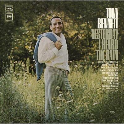 Bennett, Tony (Vocals) - Yesterday I Heard The Rain (CD)