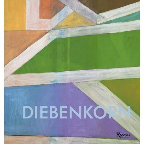 Richard Diebenkorn - by  Sasha Nicholas (Hardcover) - image 1 of 1