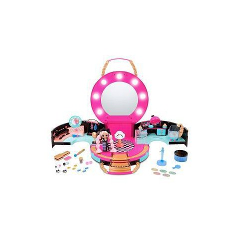 L.O.L. Surprise! Hair Salon Playset with 50 Surprises and Exclusive Mini Fashion Doll - image 1 of 4