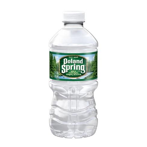 c325e957fa Poland Spring Brand 100% Natural Spring Water - 12pk/12 Fl Oz Bottles :  Target